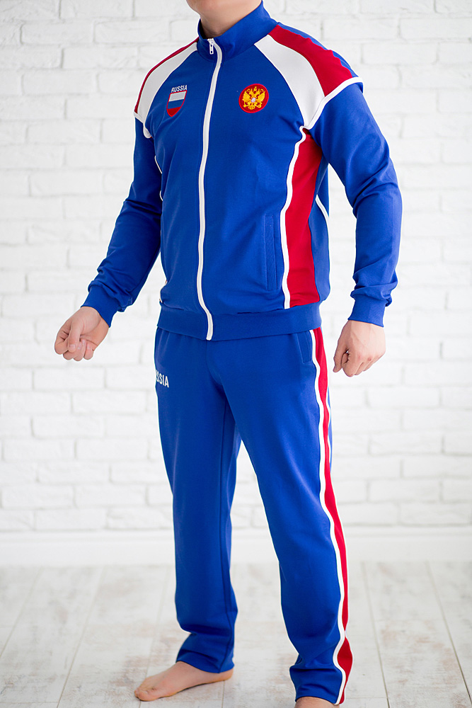 d7af824b Спортивный костюм Russia - РУСИЧ СПОРТ — спортивные костюмы от производителя