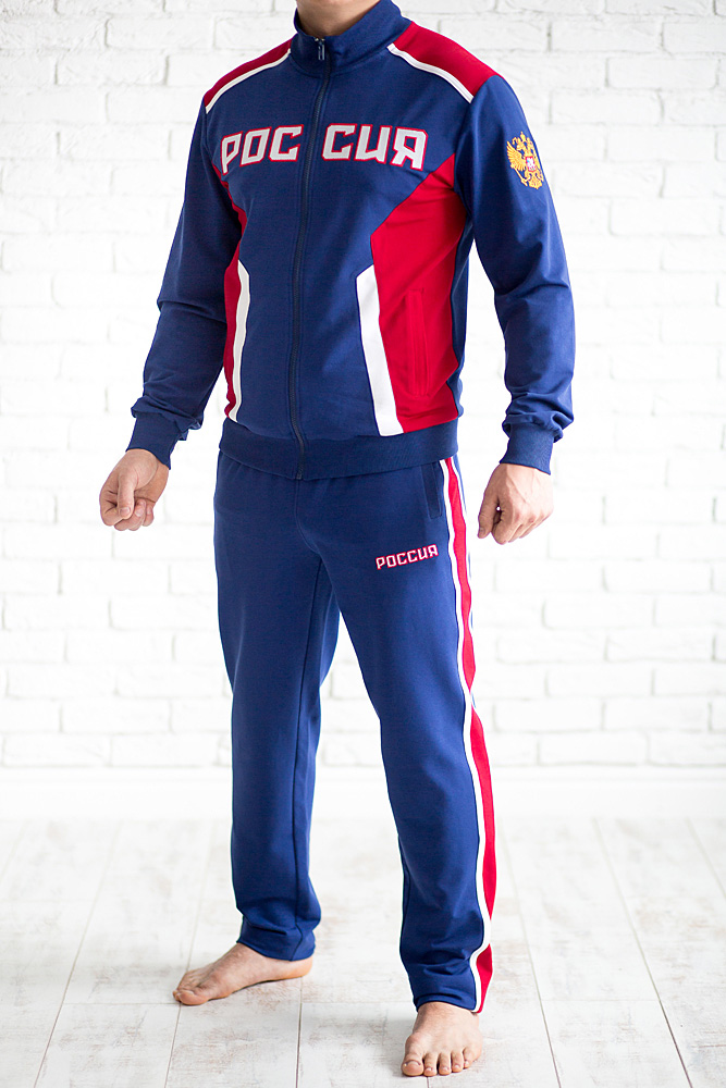 659befc2 Спортивный костюм Russia - РУСИЧ СПОРТ — спортивные костюмы от производителя
