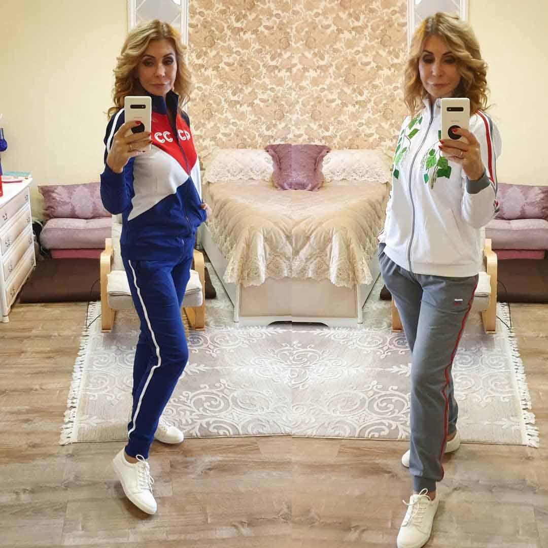 Ирина Агибалова Русич Спорт