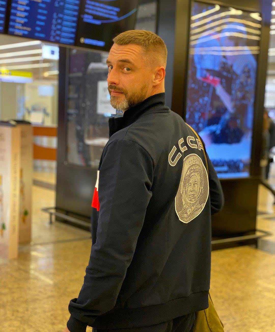 Антон Батырев Русич Спорт