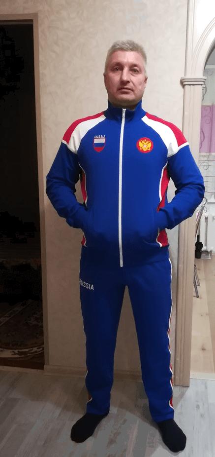 Николай Ветошев Русич Спорт