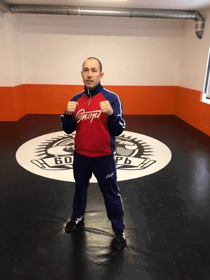 Илья Головкин Русич Спорт