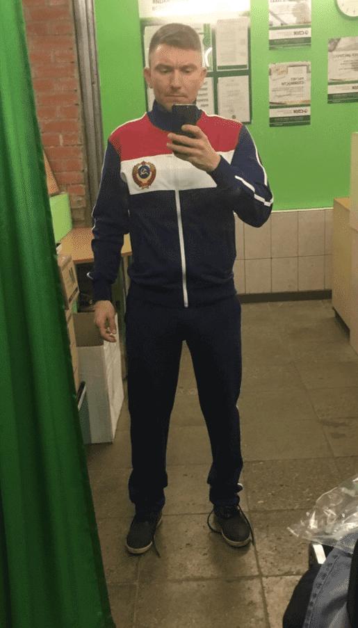 Капитон Голядкин Русич Спорт