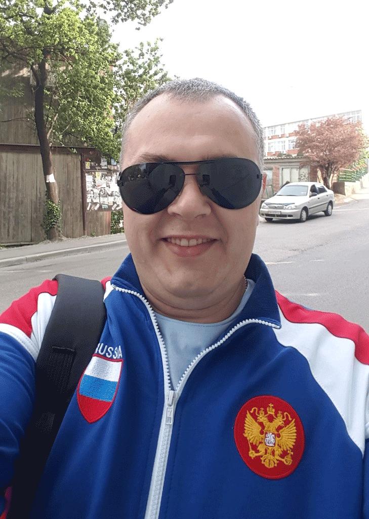 Сергей Груздев Русич Спорт