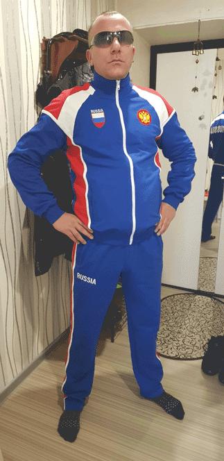 Павел Гусинский Русич Спорт