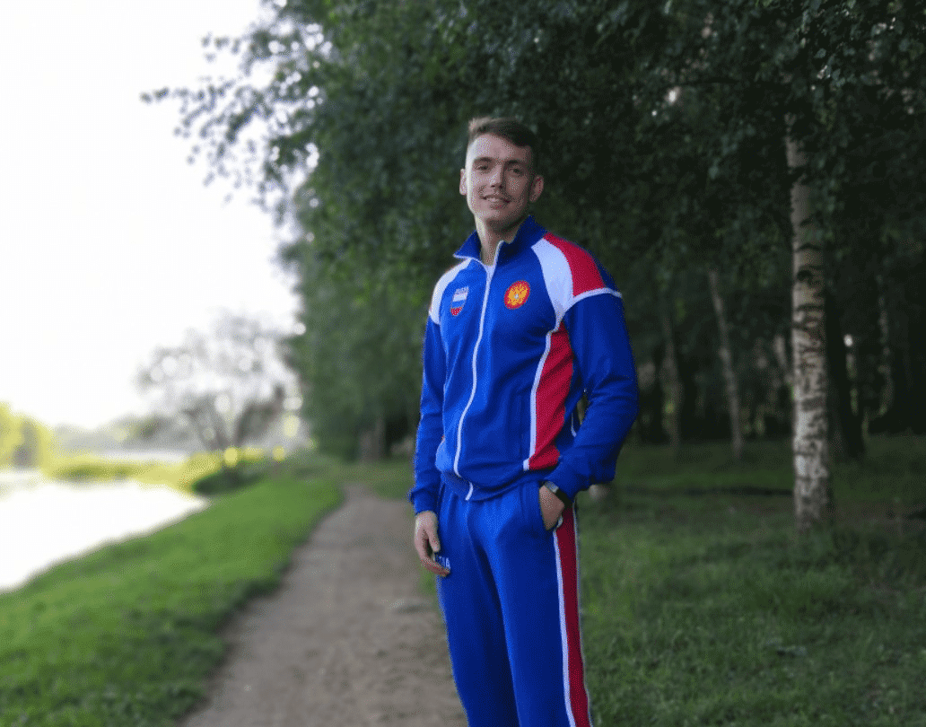 Игорь Демиденко Русич Спорт