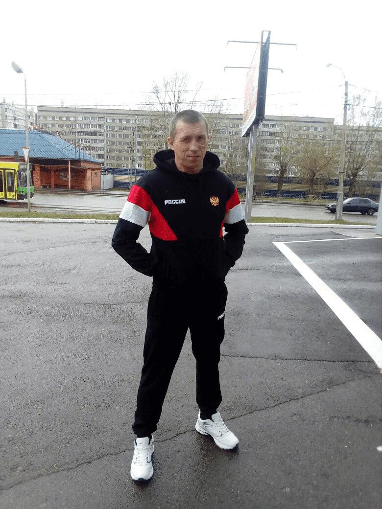 Иван Макаров Русич Спорт