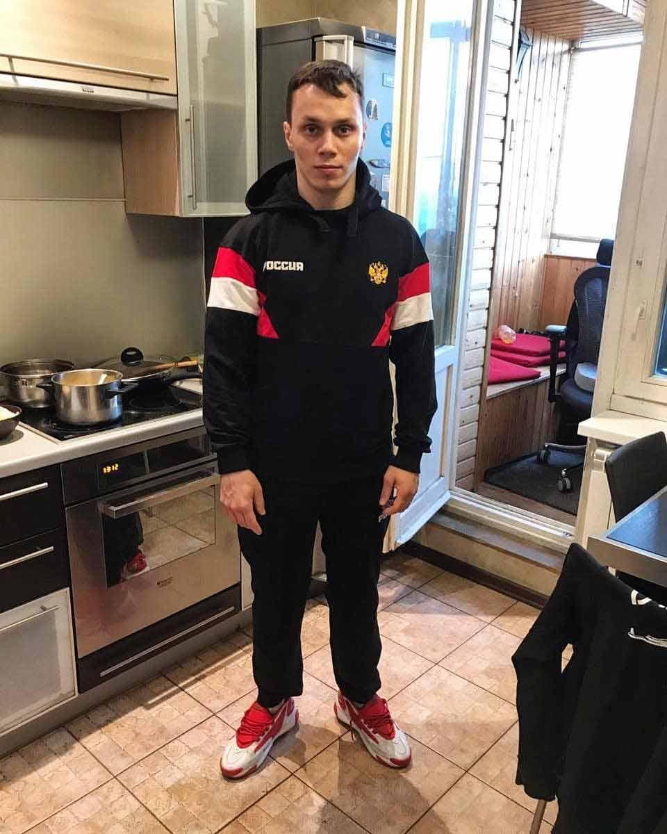 Корней Тарасов Русич Спорт