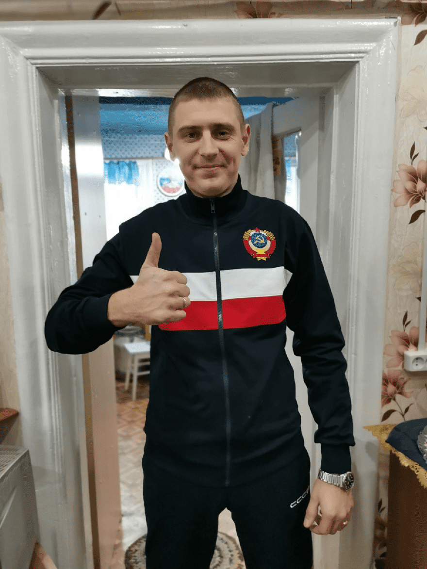Артём Филимонов Русич Спорт