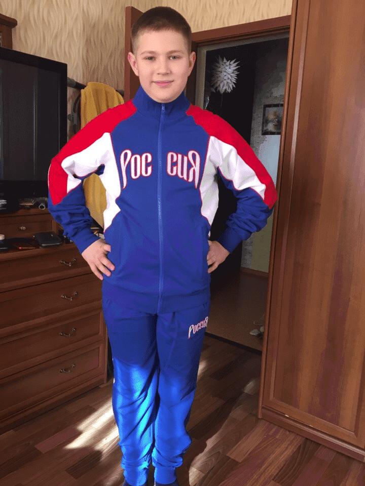 Elena Chekurova для сына