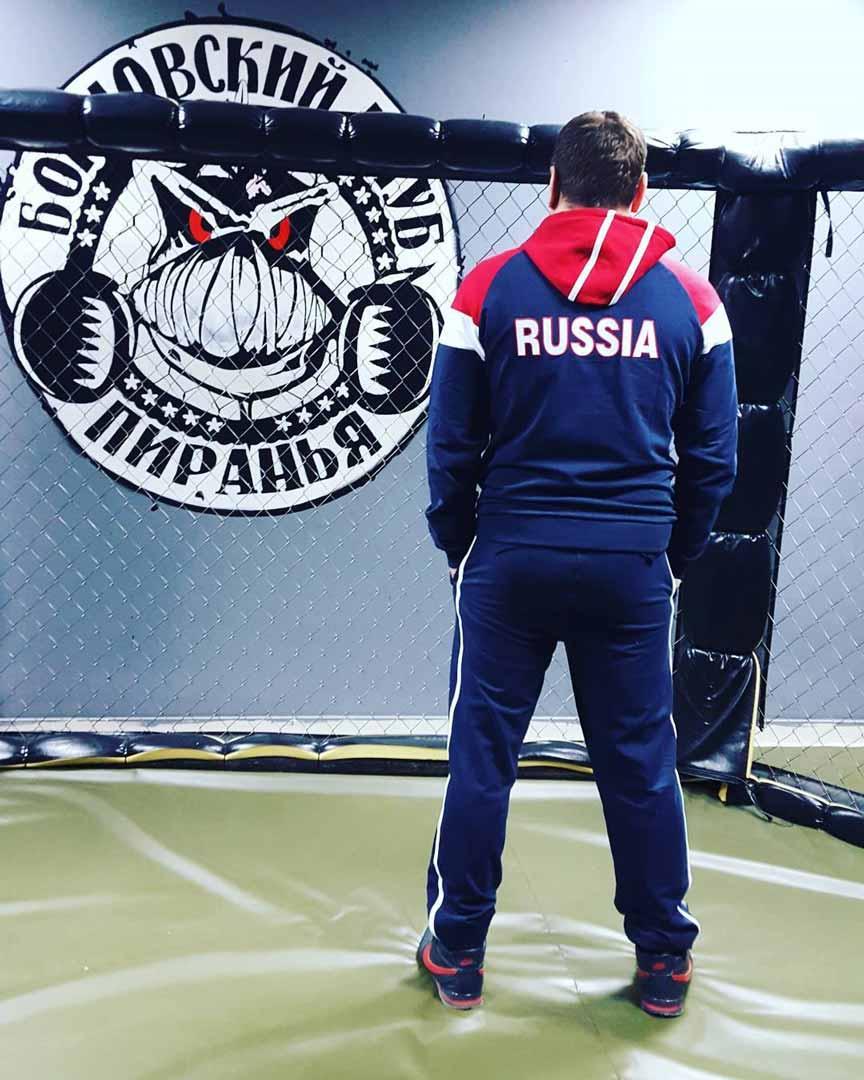 zloy1000 Русич Спорт